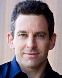 Sam Harris, author of 'Waking Up:A Guide to Spirituality Without Religion""